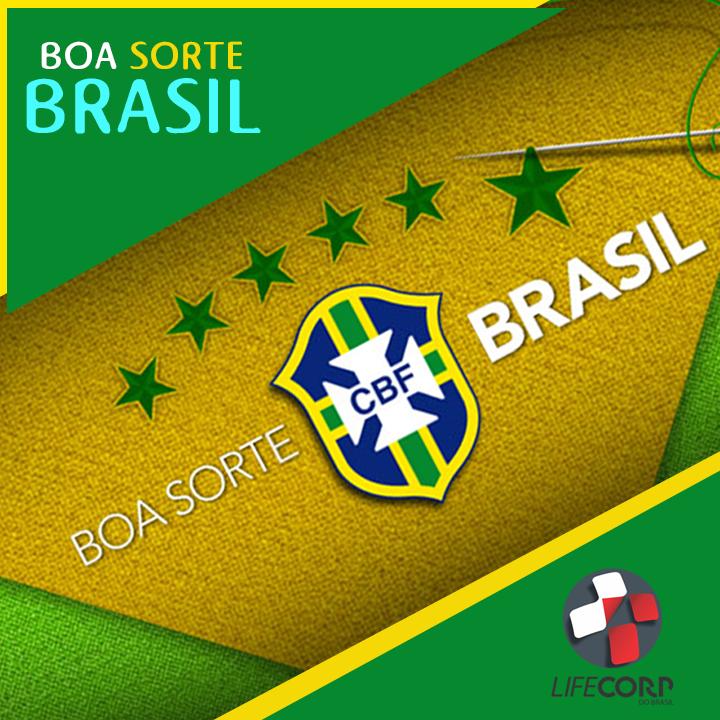 BOA SORTE BRASIL copy - Boa sorte BRASIL! Brasil e México