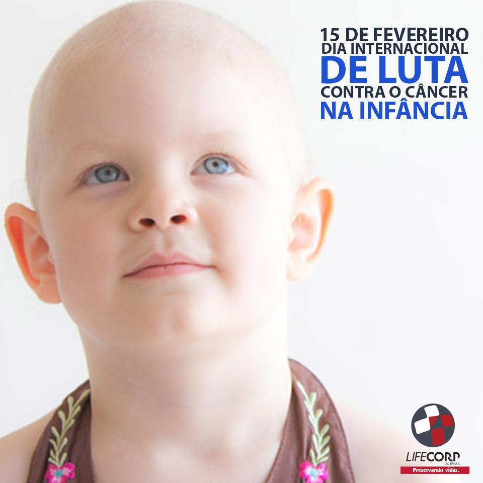 CANCER copiar - Dia Internacional de Combate ao Câncer Infantil